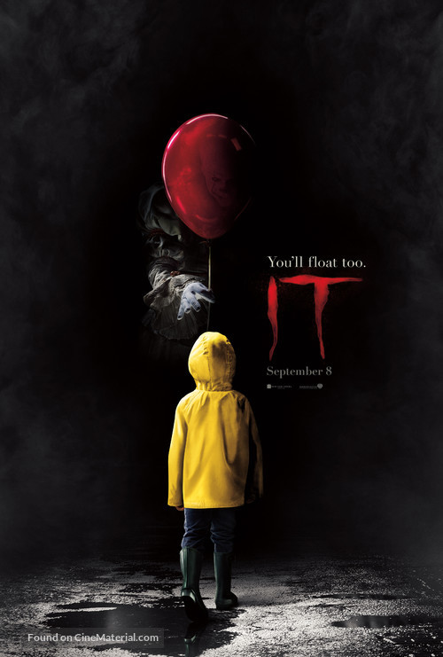 It - Teaser movie poster