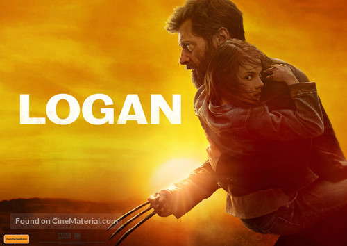 Logan - Australian Movie Poster