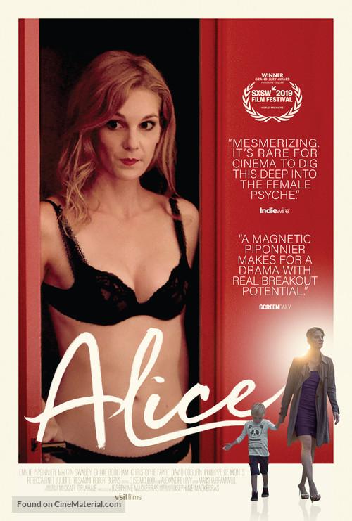 Alice - Movie Poster