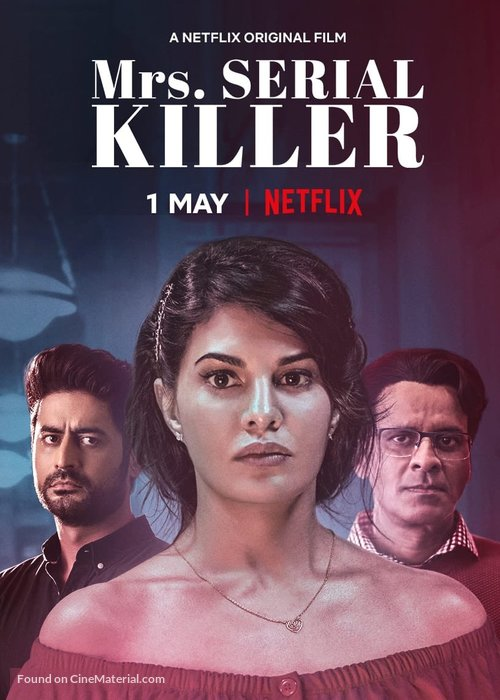 Mrs. Serial Killer (2020) 1080p | 720p NF WEB-DL DD+5.1 x264 | MZABI | Telly | BonsaiHD | 4.9 GB | 3.2 GB | 913.9 MB |