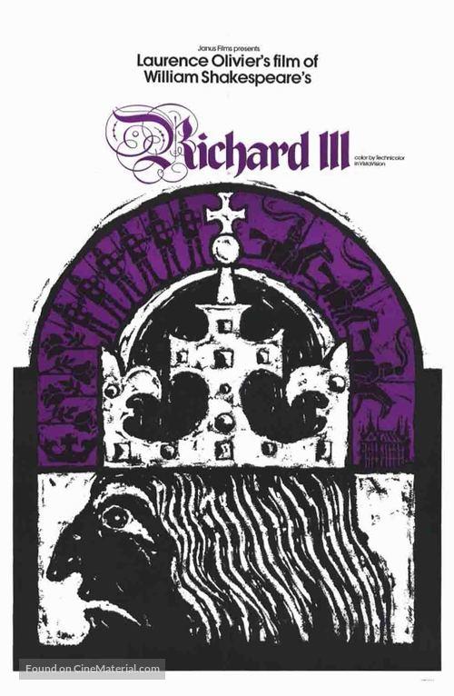 Richard III - Movie Poster