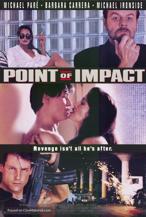 Point of Impact - Movie Poster