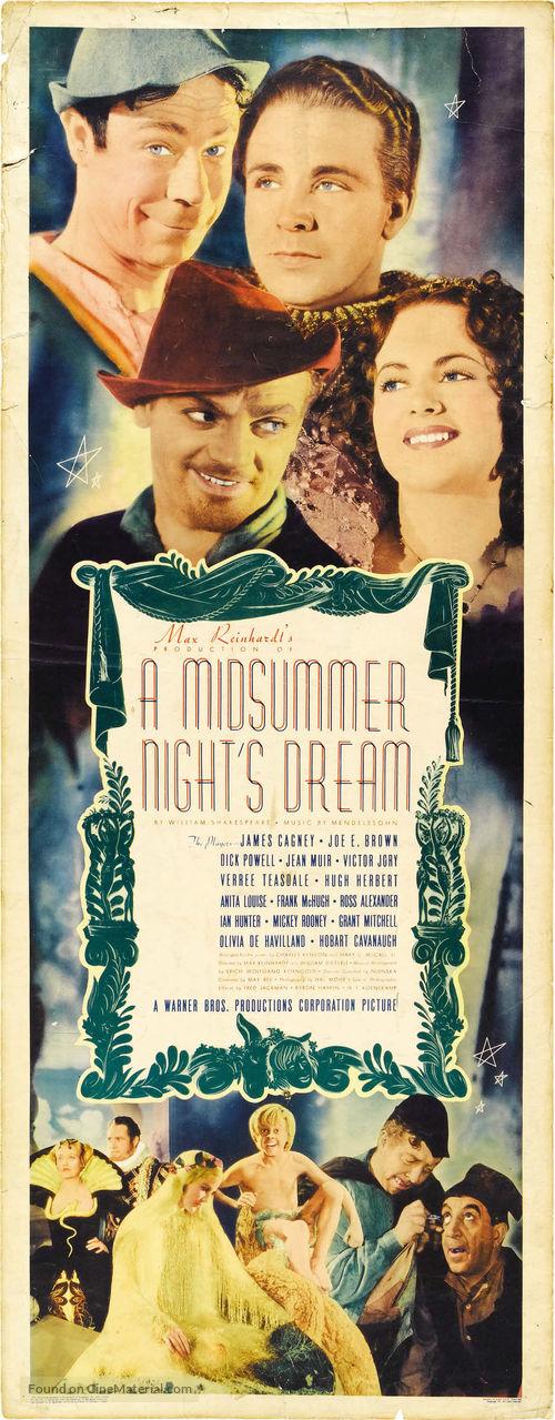 A Midsummer Night's Dream - Movie Poster