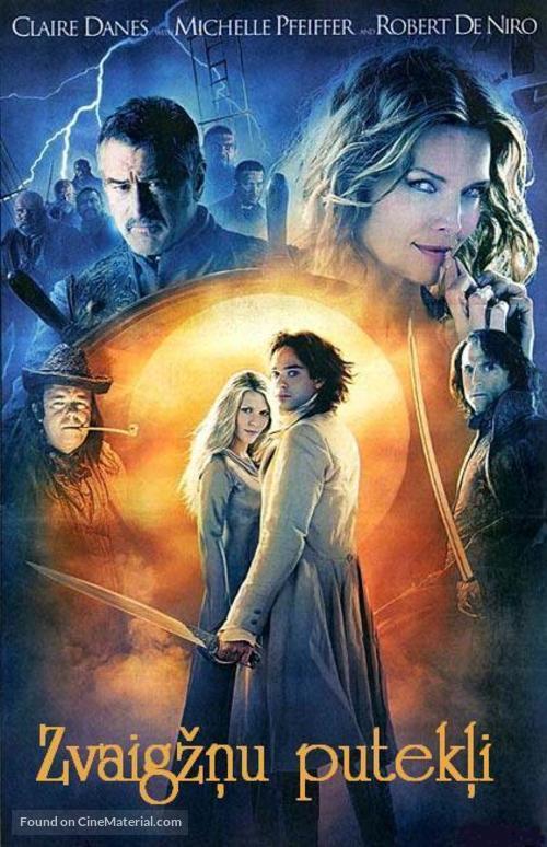 Stardust - Latvian Movie Poster
