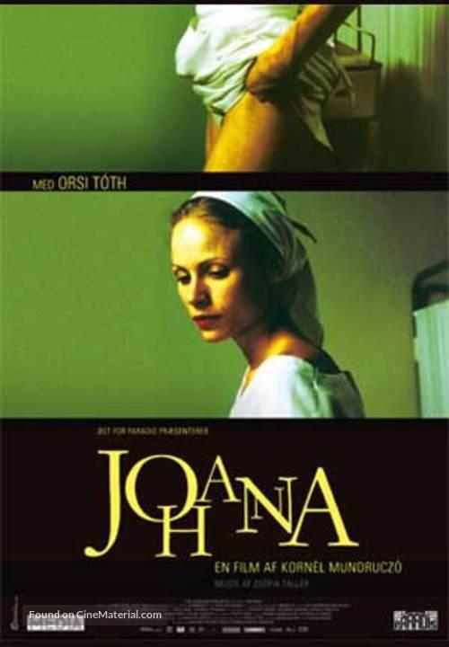 Johanna - Danish poster