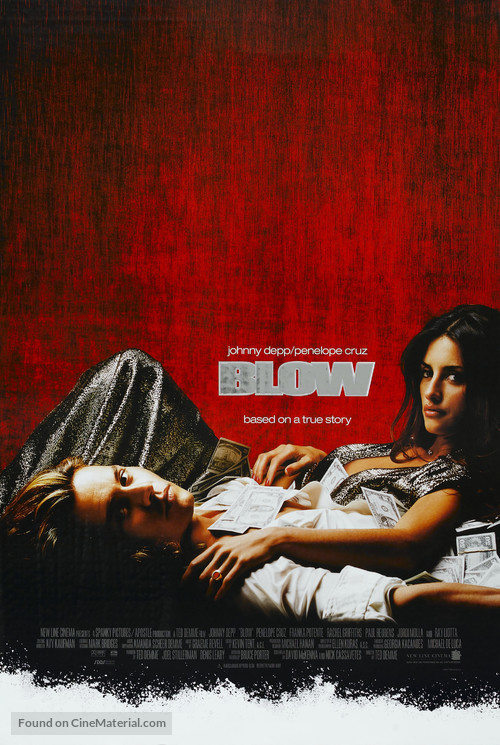 Blow - Movie Poster