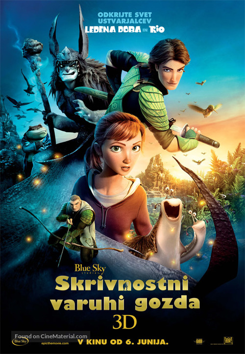 Epic - Slovenian Movie Poster