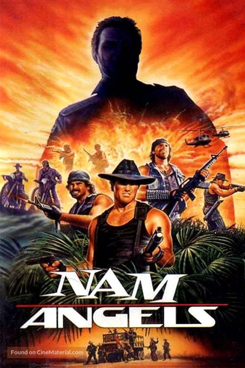 Nam Angels - Movie Poster