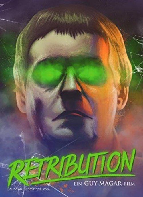 Retribution - German Movie Cover