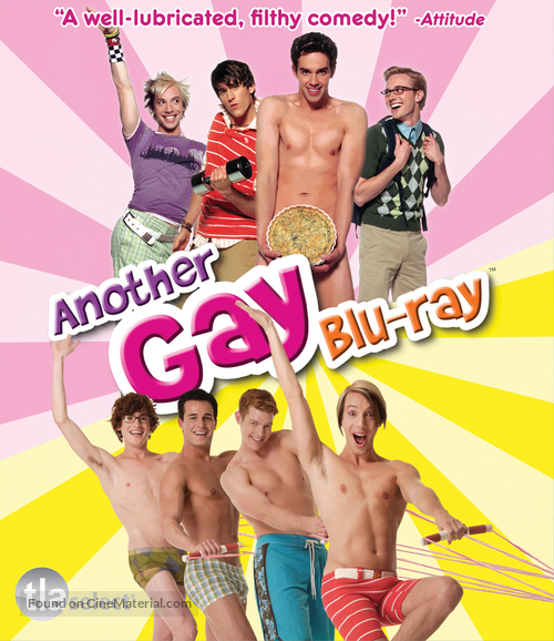 Another Gay Movie - Blu-Ray movie cover