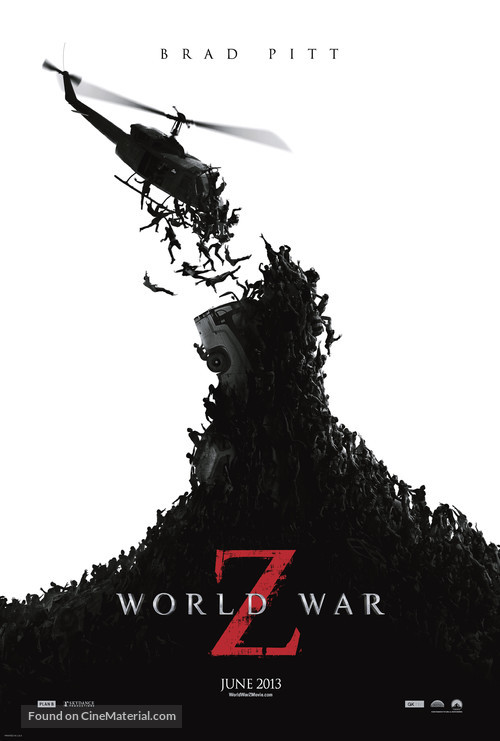 World War Z - Movie Poster