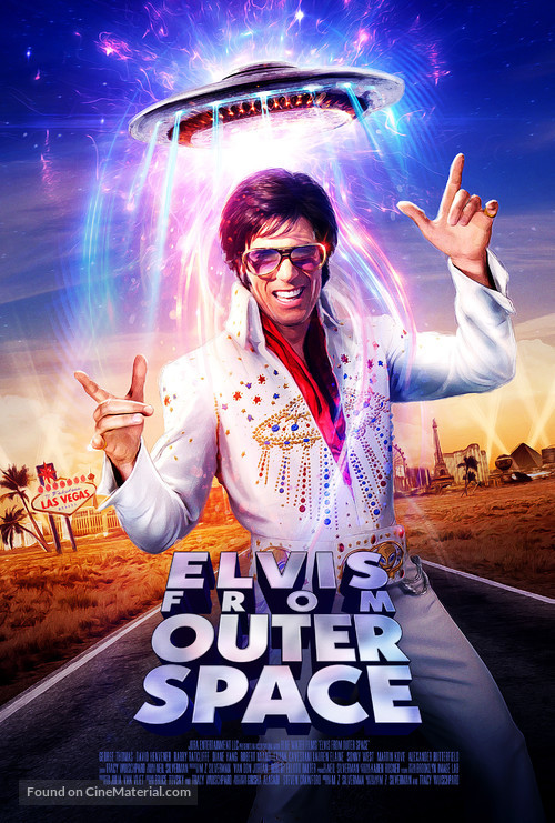 Elvis from Outer Space - Movie Poster