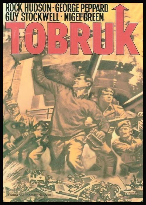 Tobruk - Movie Poster