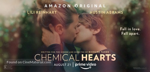 Chemical Hearts - poster