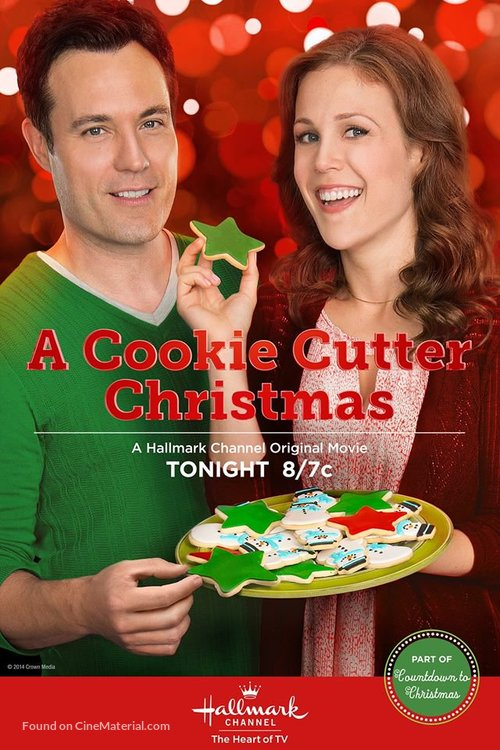 A Cookie Cutter Christmas - Movie Poster