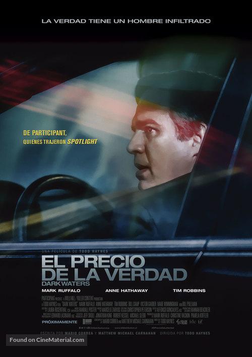 Dark Waters - Chilean Movie Poster