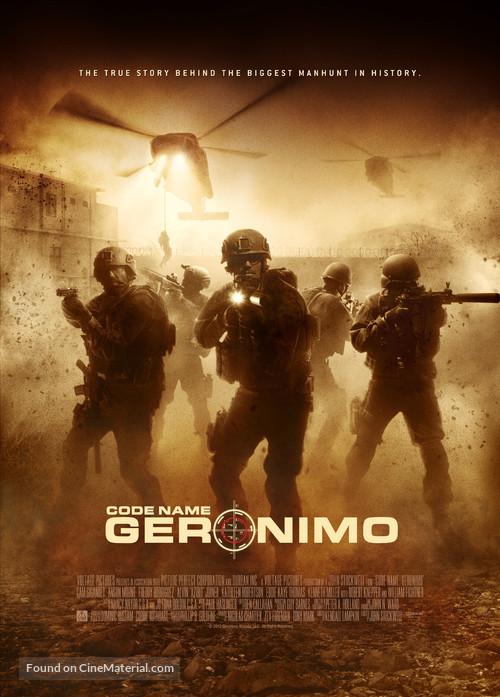 Seal Team Six: The Raid on Osama Bin Laden - Movie Poster
