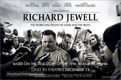 Richard Jewell - Canadian Movie Poster