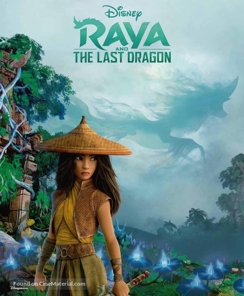 Raya and the Last Dragon - Movie Poster