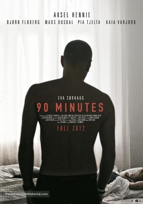 90 minutter - Movie Poster