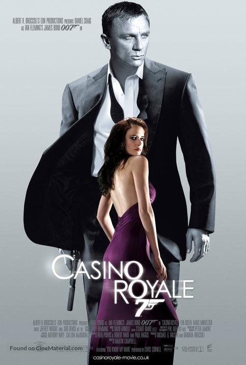 Casino Royale - British Theatrical poster