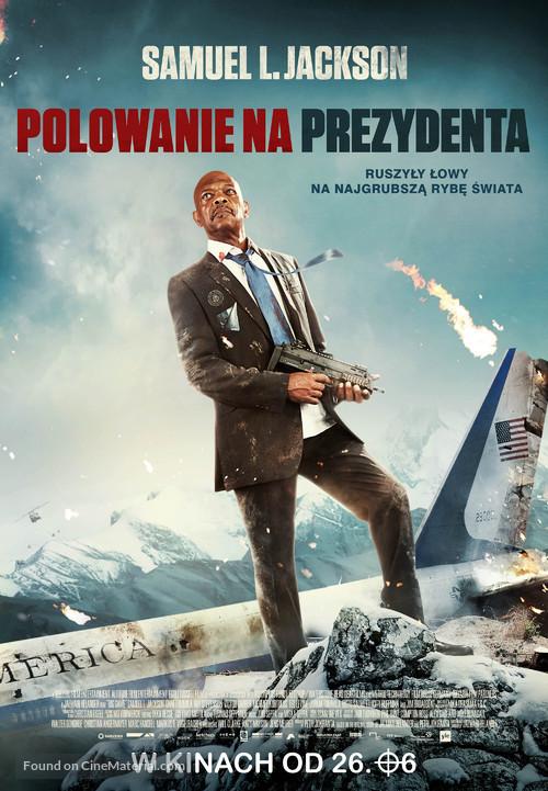 Big Game - Polish Movie Poster
