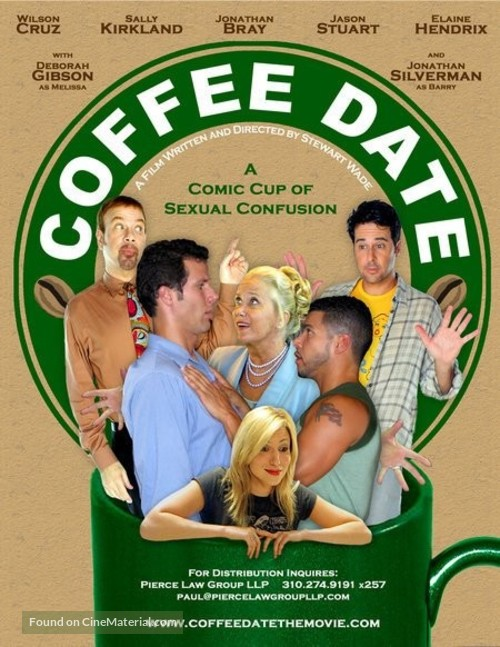 Coffee Date - Movie Poster