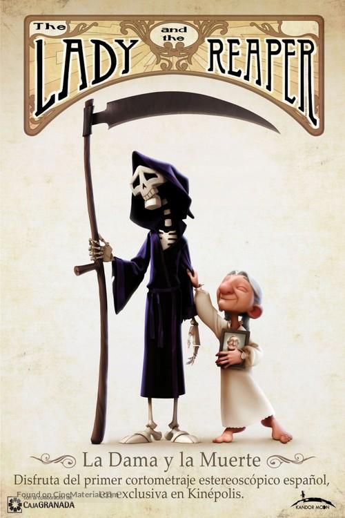 La dama y la muerte - Movie Poster