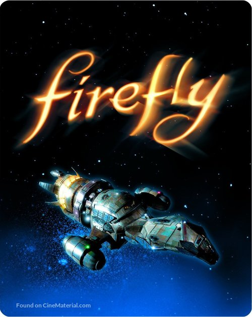 """Firefly"" - Blu-Ray movie cover"