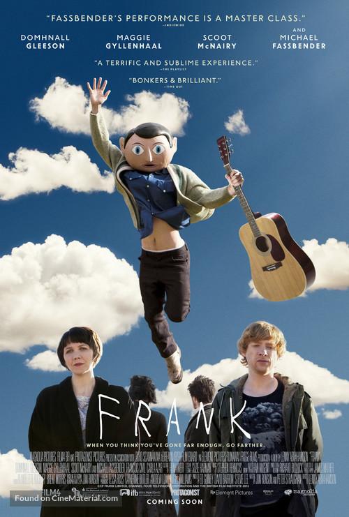 Frank - Movie Poster