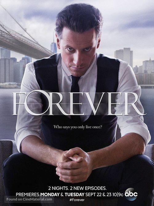 """""""Forever"""" - Movie Poster"""
