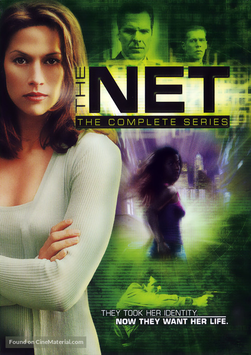 """The Net"" - poster"