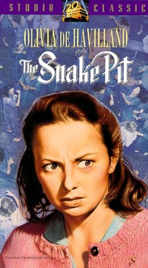 The Snake Pit - Movie Cover