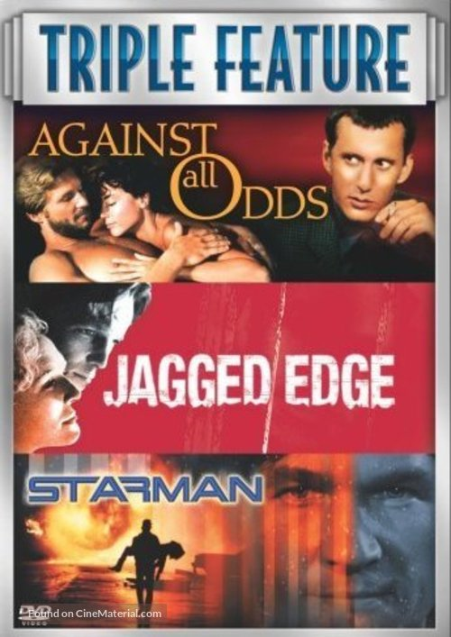 Against All Odds - DVD movie cover