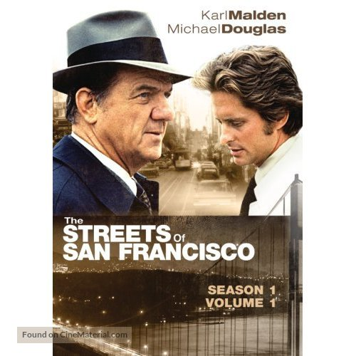 """The Streets of San Francisco"" - Movie Cover"