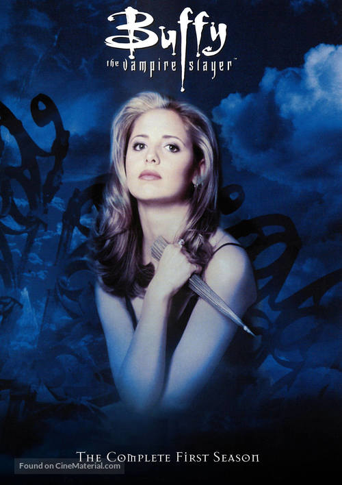 """Buffy the Vampire Slayer"" - DVD cover"