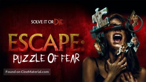 Escape Puzzle of Fear 2020 banner HDMoviesFair