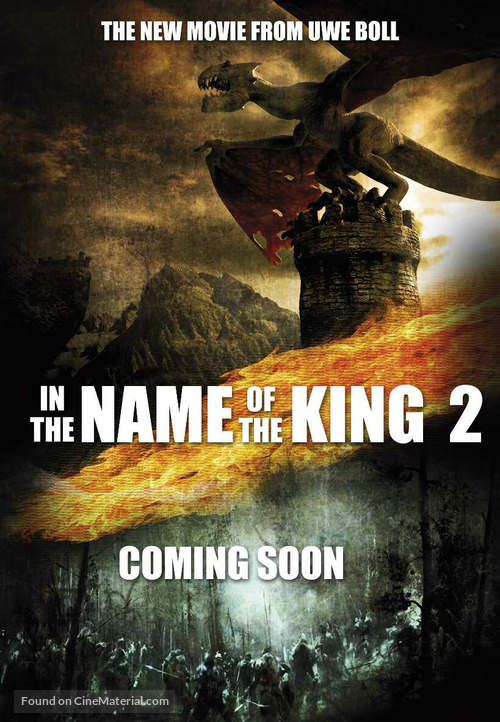 In the Name of the King: Two Worlds - Movie Poster