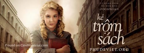 The Book Thief - Vietnamese Movie Poster