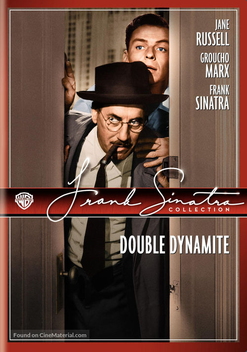 Double Dynamite - DVD movie cover