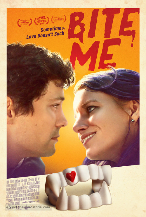 Bite Me - Movie Poster