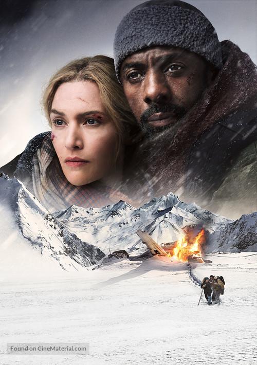 The Mountain Between Us key art