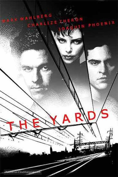 The Yards - DVD movie cover