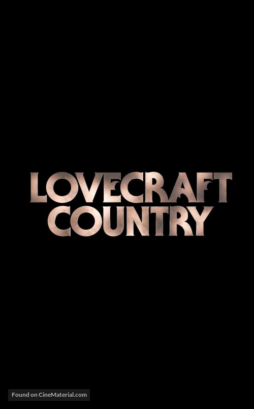 """""""Lovecraft Country"""" - Logo"""