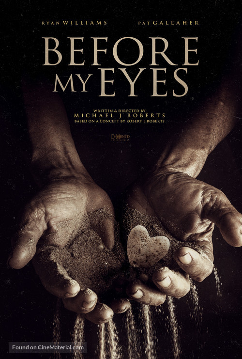 Before My Eyes - Movie Poster