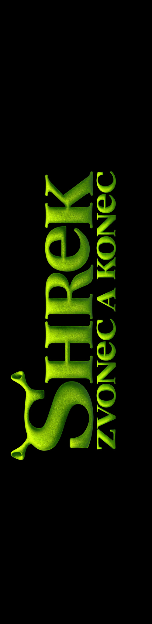 Shrek Forever After - Czech Logo