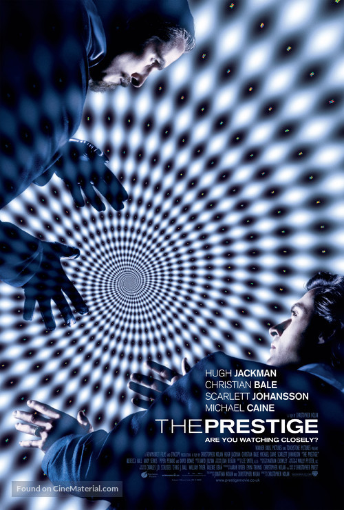 The Prestige - Movie Poster