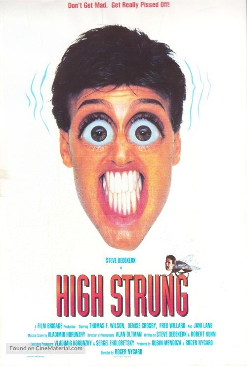High Strung - Movie Poster