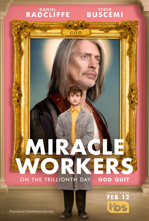 """Miracle Workers"" - Movie Poster"