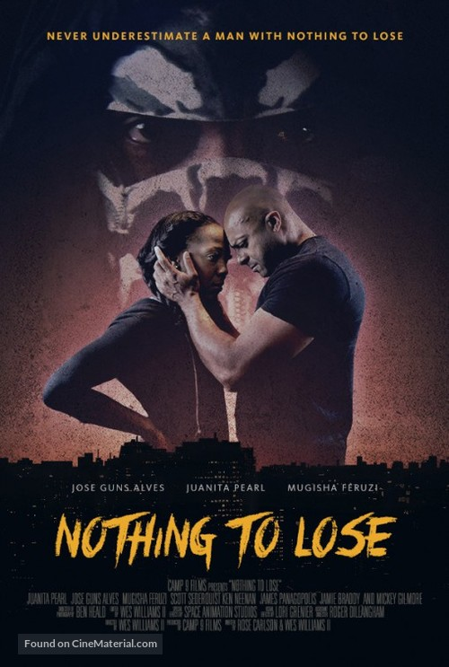 Nothing to Lose - Movie Poster